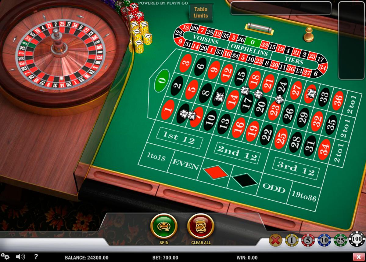 Roulette Schnelles - 20704
