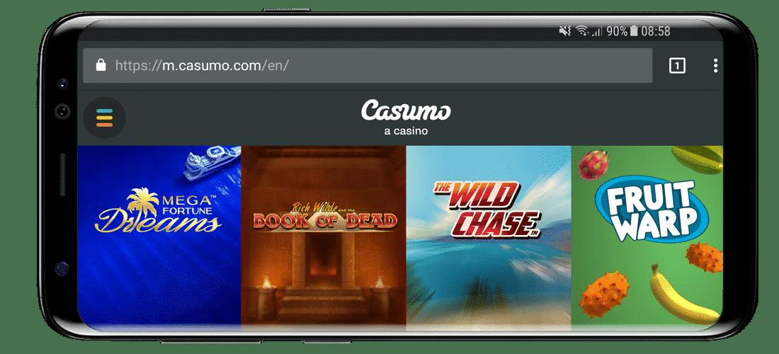 Casino app - 23624
