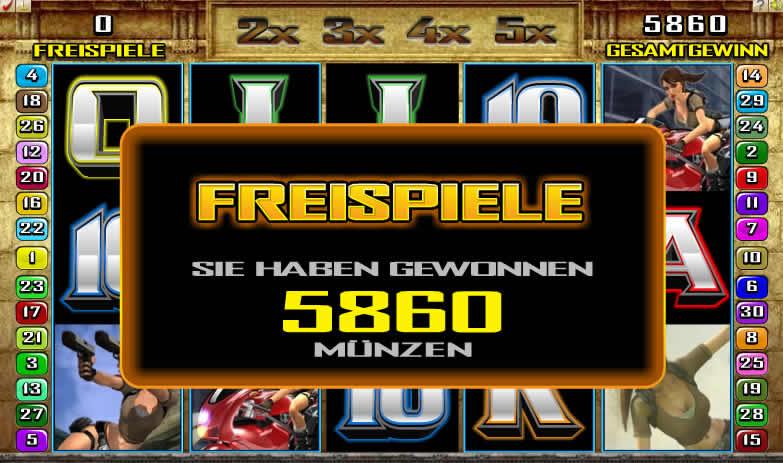 Gewinn Tabelle OmniSlots - 41044