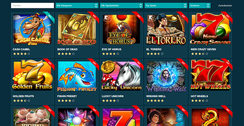 Online Casino Niedersachsen - 47196