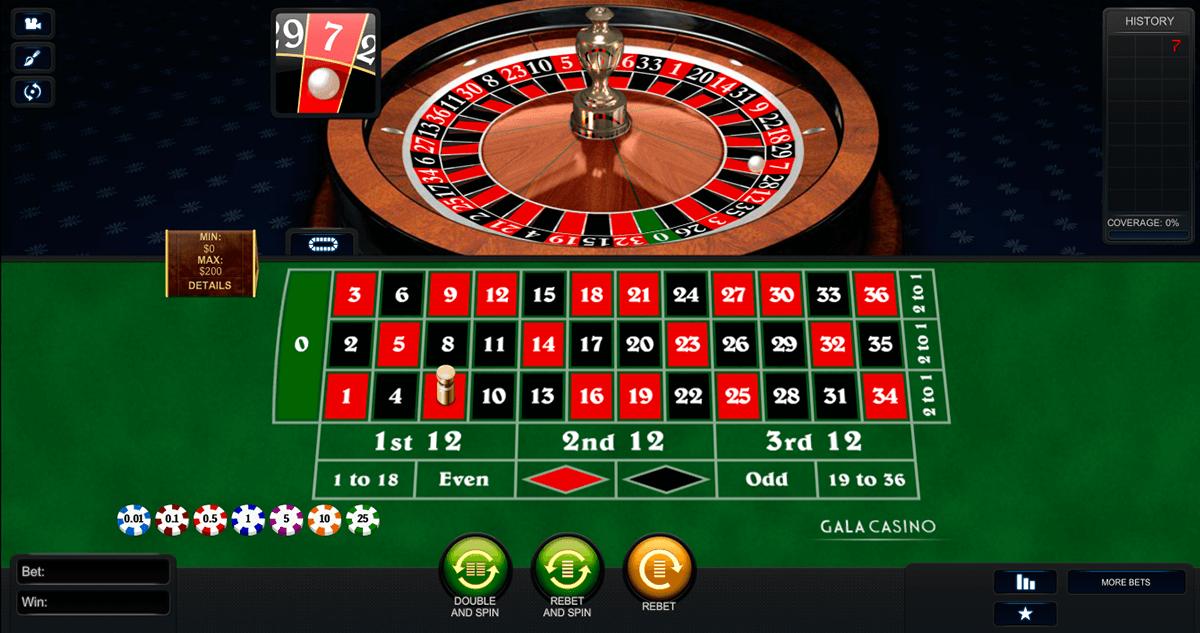 European Roulette - 61557