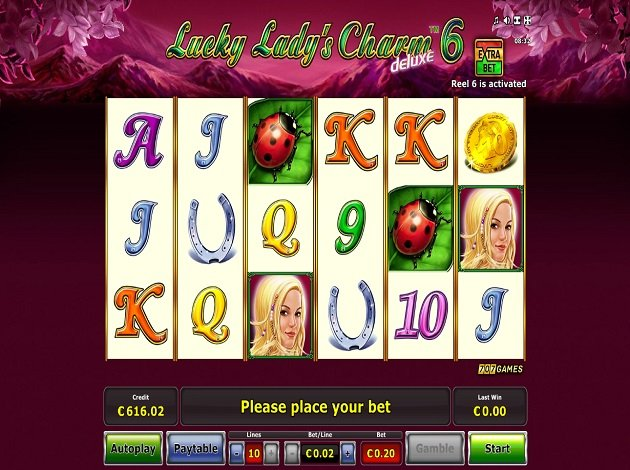Lucky Lady Charm - 20471