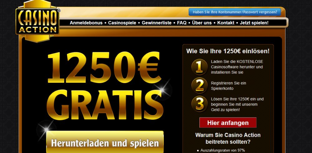 Onlinecasino Bonus ohne - 15299