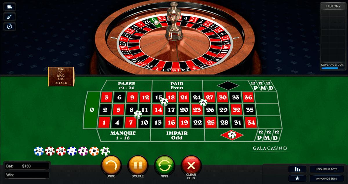 Online Roulette - 19922