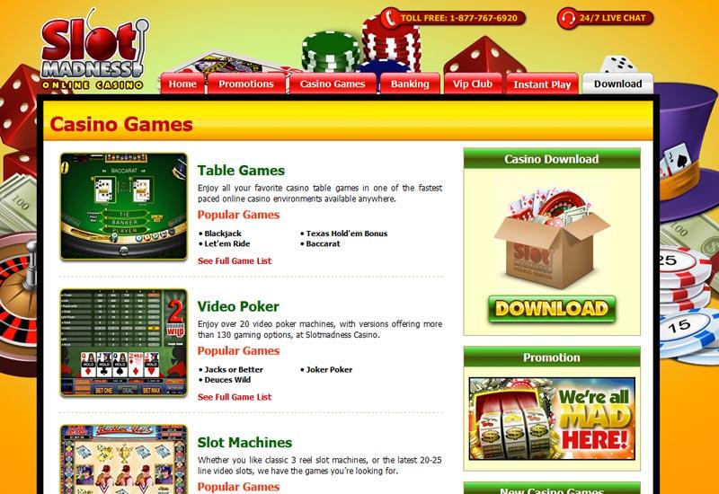 Bonus Videoslots Casino - 21759