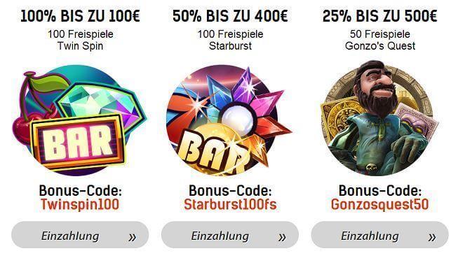 Casino Bonus - 33992