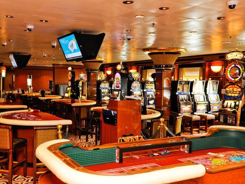 Kreuzfahrt Casino an - 21480