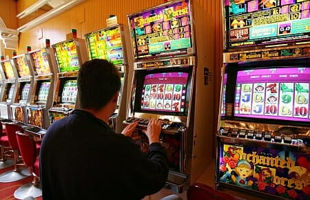 Casino Auszahlung Bargeld - 53066