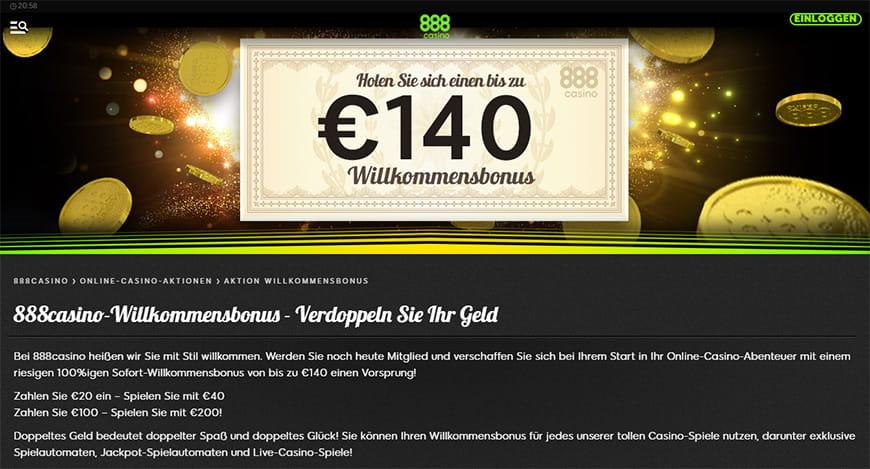 Casino Bonus spielen - 28699