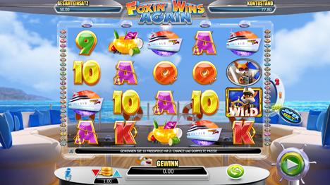 Foxin Wins Again - 30559
