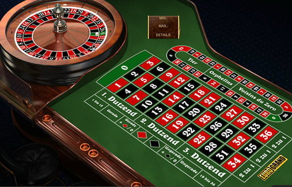 European Roulette online - 54671