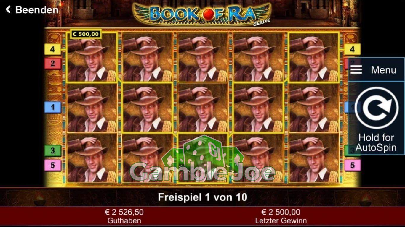 Gamblejoe Forum Spielverhalten - 73498