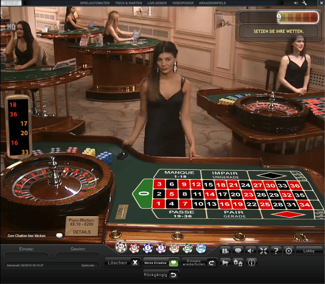 Schweiz Casino - 75459