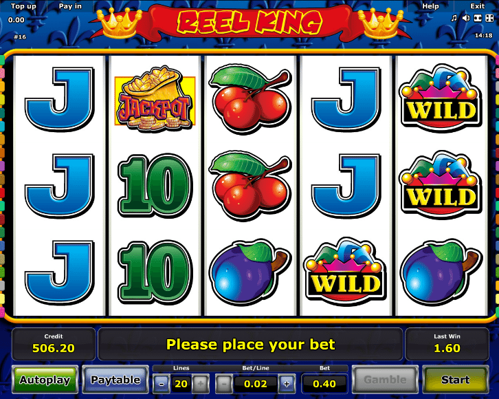 Slot Automaten - 73438