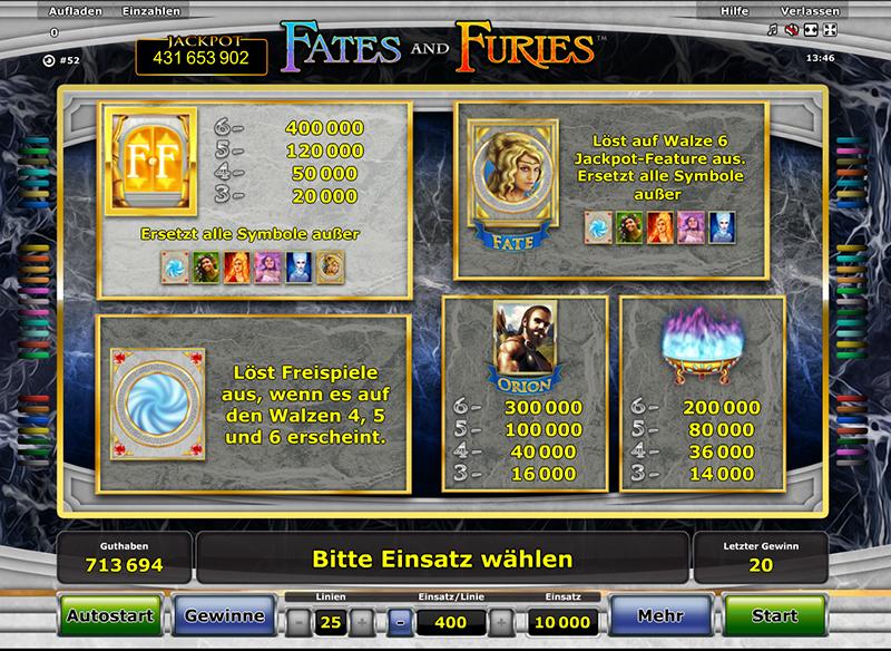 Lotto online - 84230