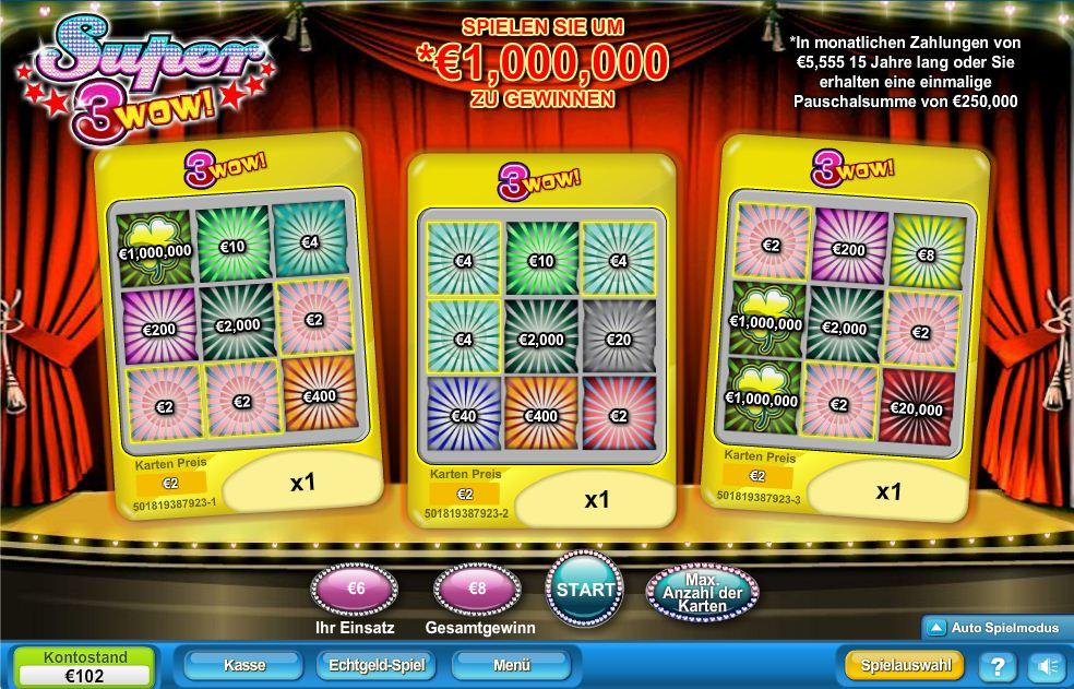 Tipps für Jackpot - 48166