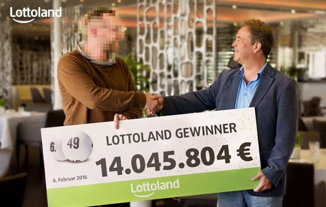 Lotto Millionäre - 26753