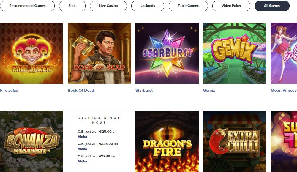 Online Casino Visa - 99543