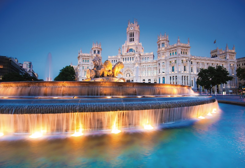 Live Resort Madrid - 73700