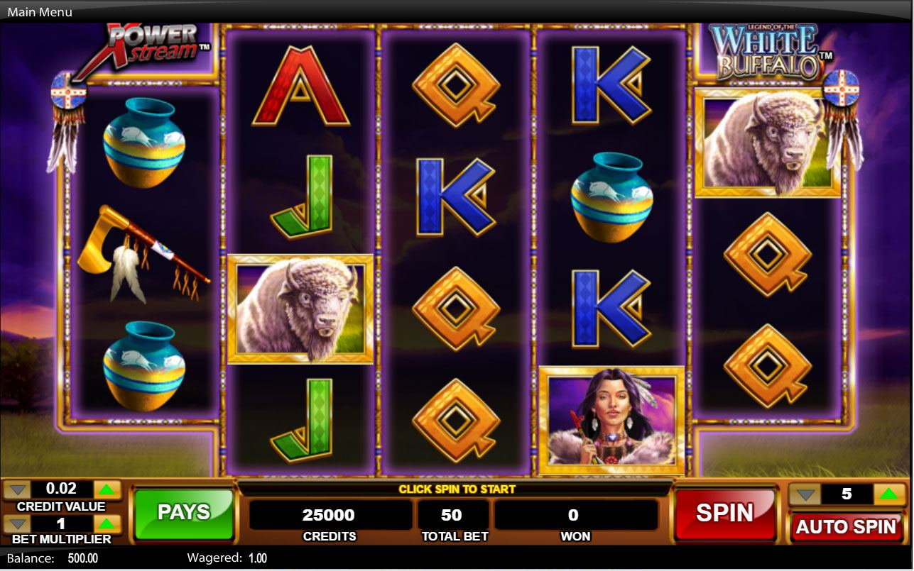 Online Casino Stream - 33607