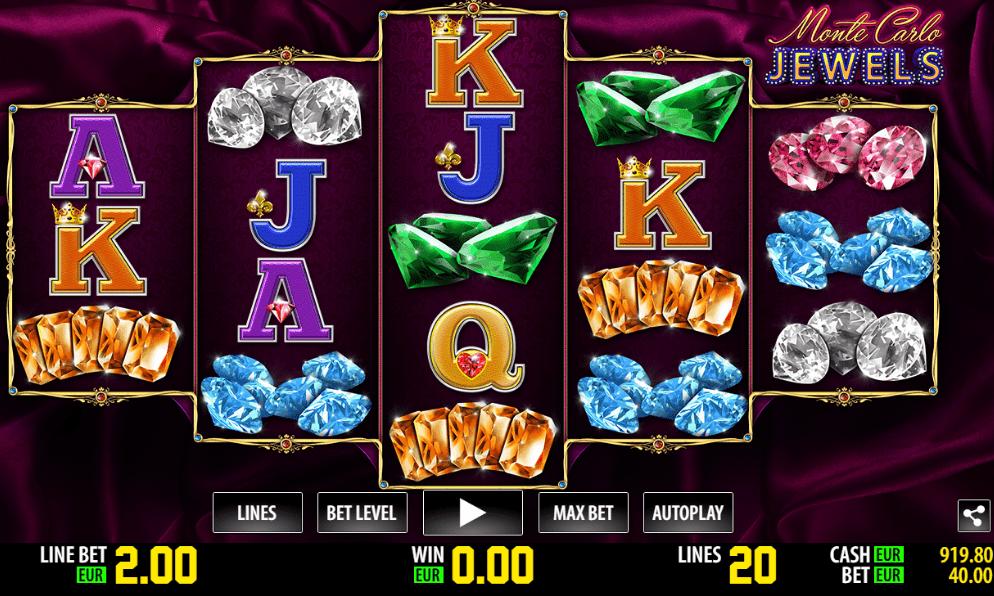 Spielautomaten spielen - 61180