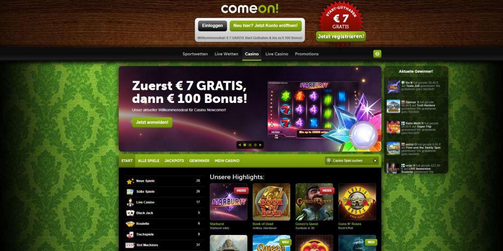 Online Casino - 22152