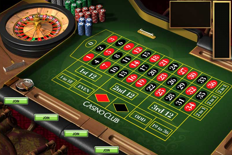 American Roulette - 67841
