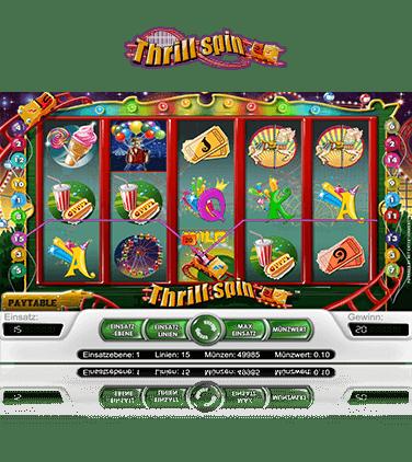 Slot 20 - 34521
