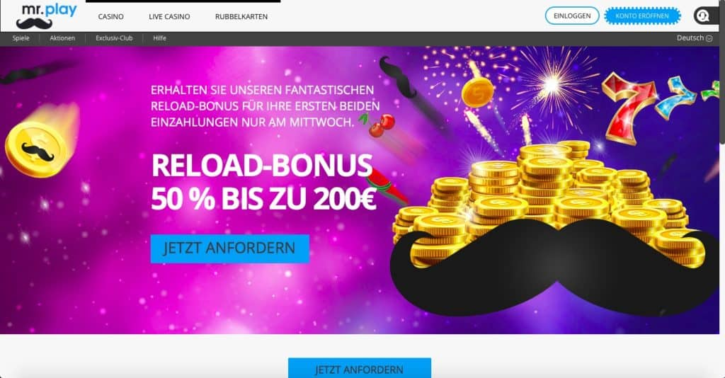 Casino Bonus auszahlen - 54057