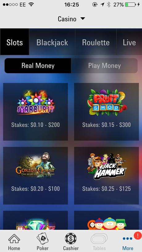 Casino app Echtgeld - 81268