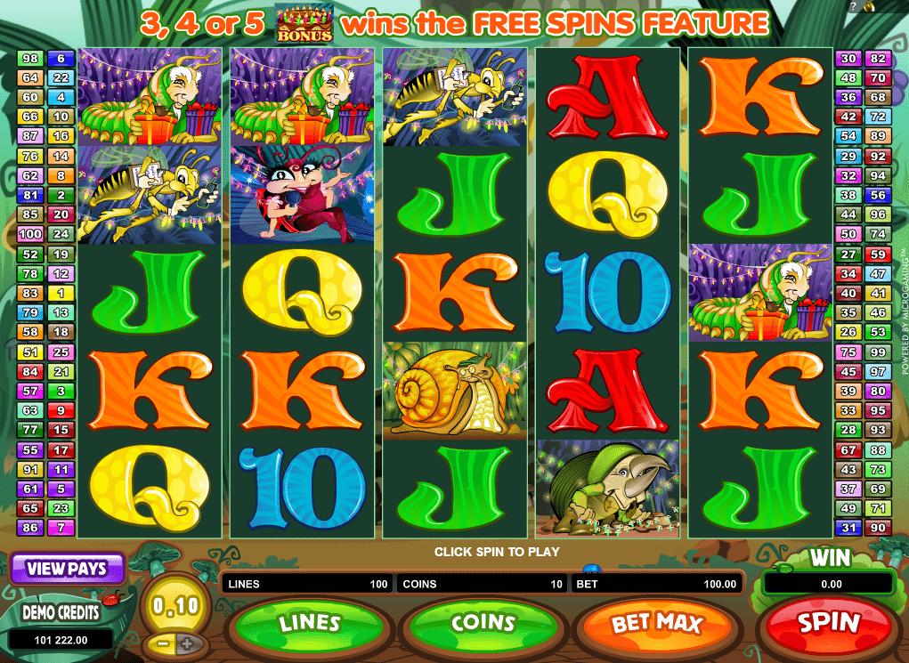 Spielautomat Münzen - 87961