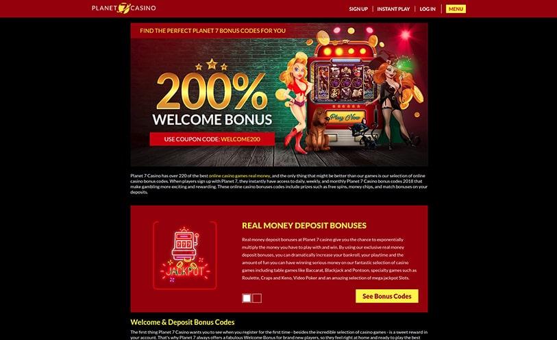 Casino Bonus Codes - 32966
