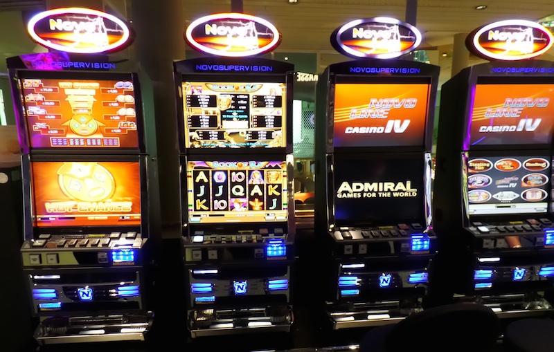 Spielbank Automaten - 20761