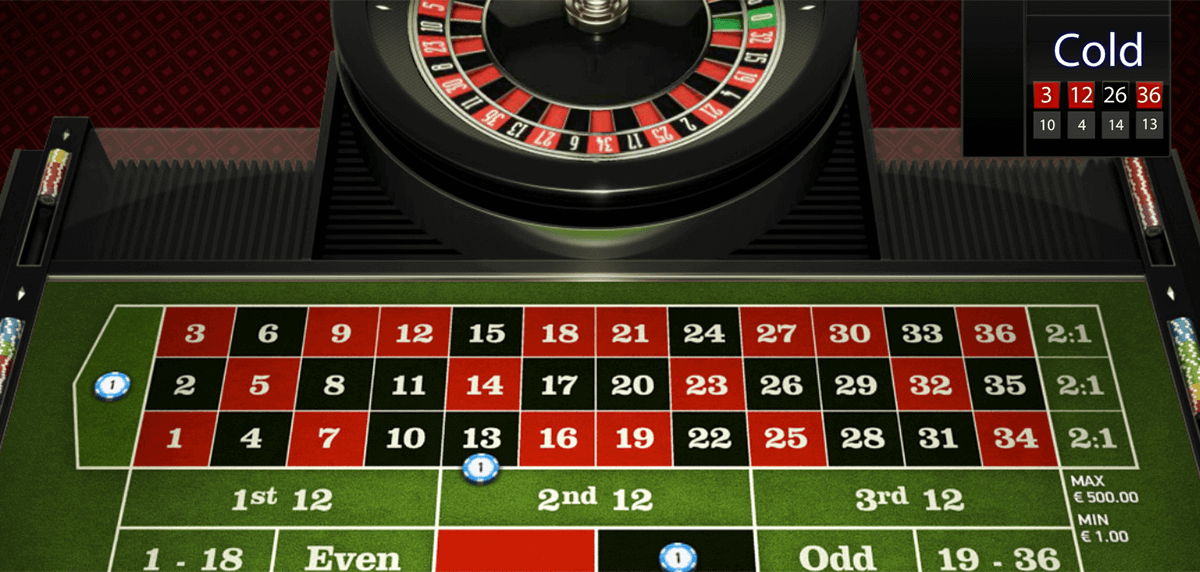 European Roulette - 84462