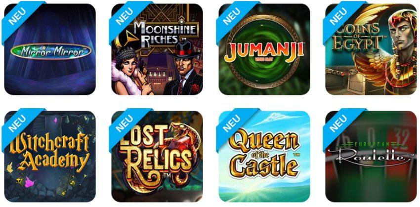 Neue online Casinos - 99820
