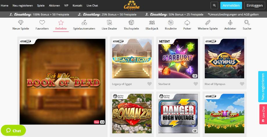Beste online Casinos - 33842