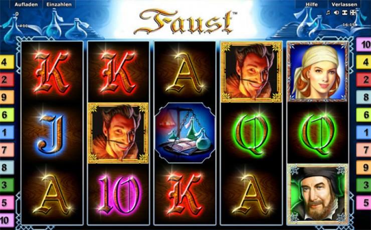 Faust online - 57340