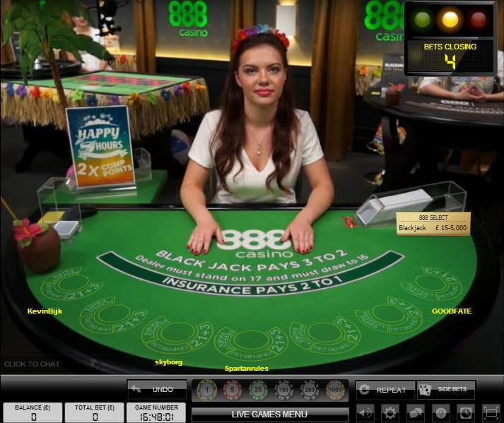 Blackjack Regeln - 74732