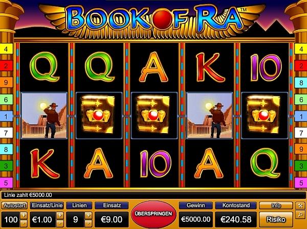 Bonus Automaten spielen - 34916