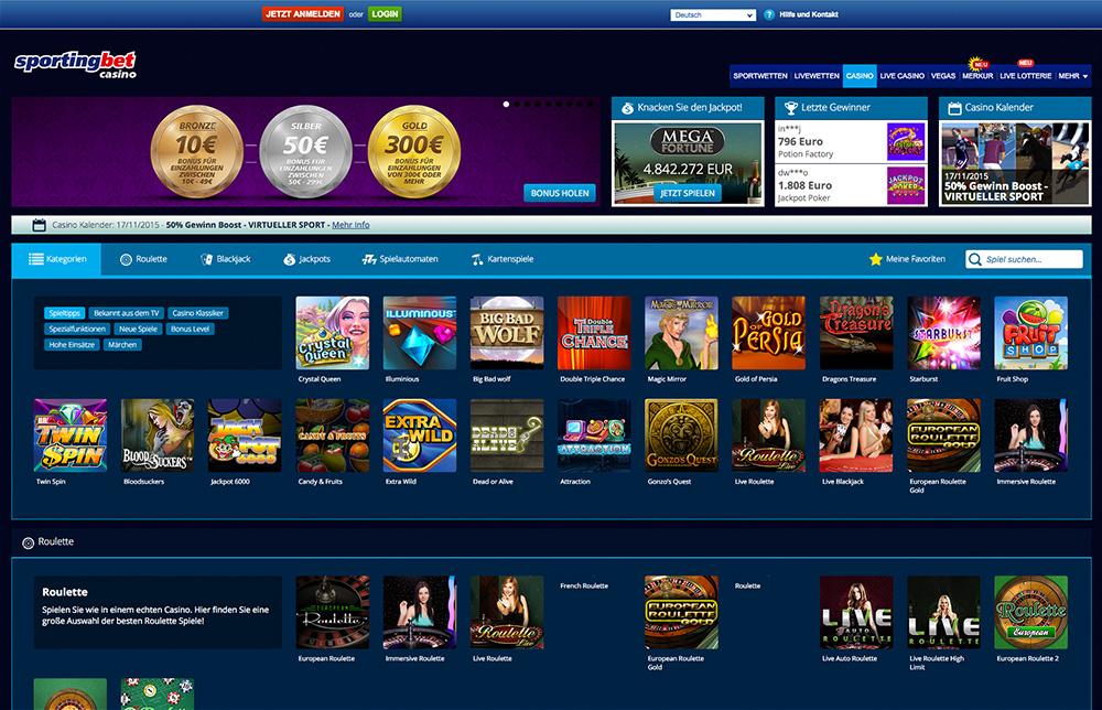 Bonus Sportingbet Casino - 48218
