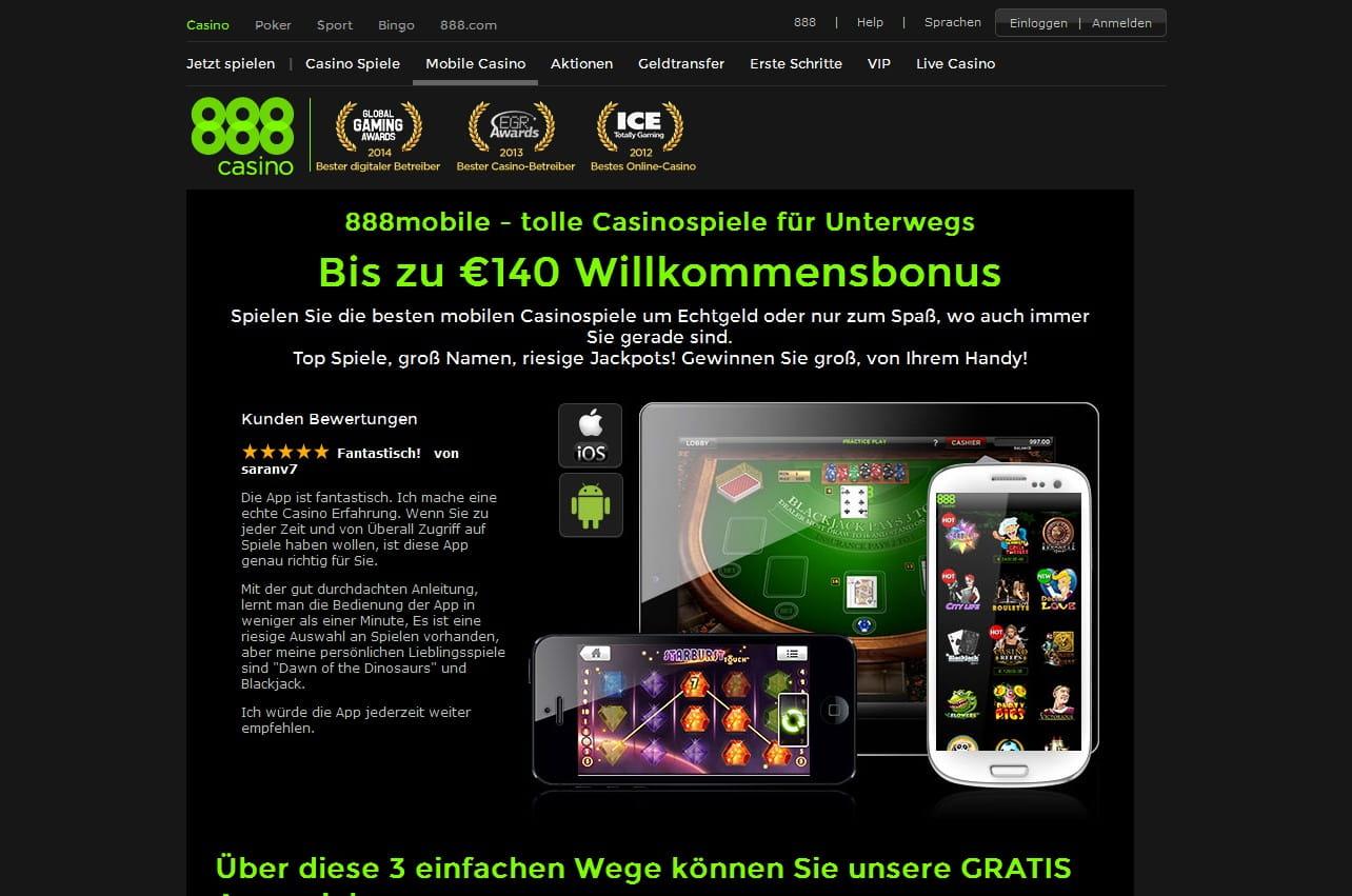 Casino app Erfahrungen - 79096