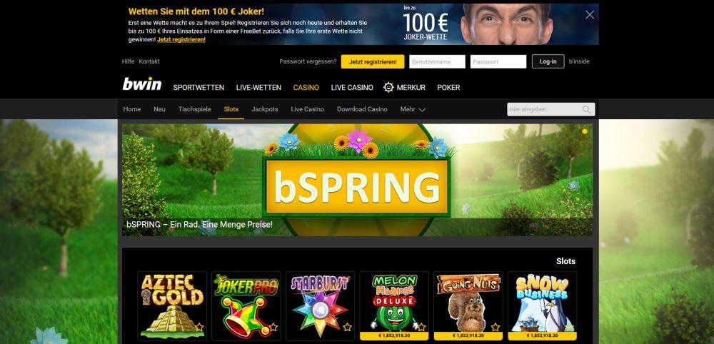 Casino Bonus - 92153