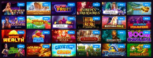 Casino Bonus - 54395