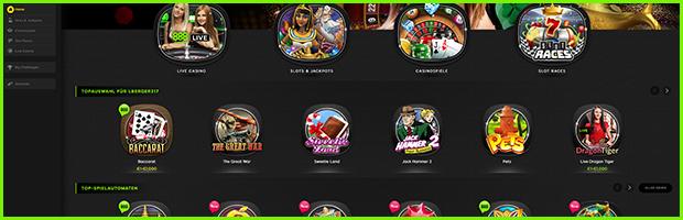 Casino Bonus umsetzen - 87932