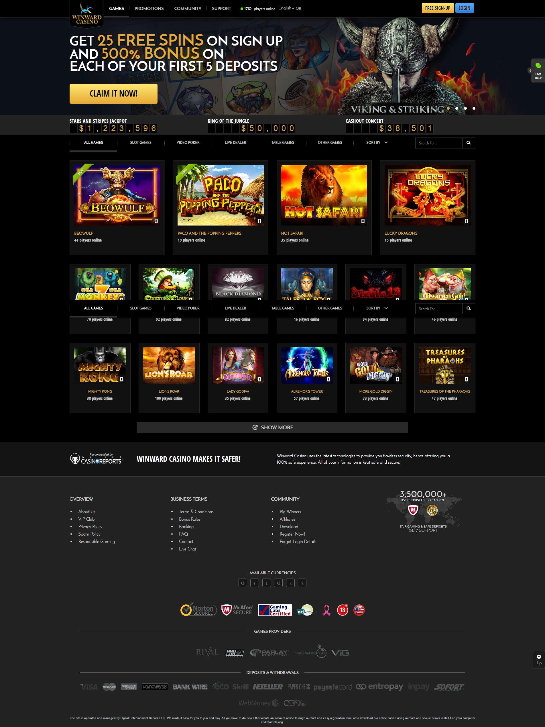 Casino Cruise - 91518