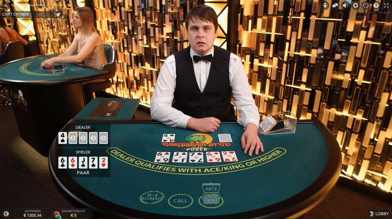 Casino mit Live - 48521