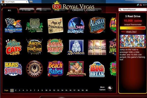 Casino Roulette seriös - 75423