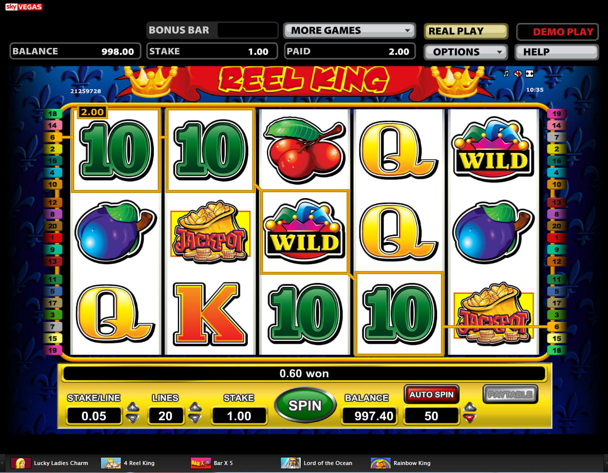 Slot Vegas Casino - 49490