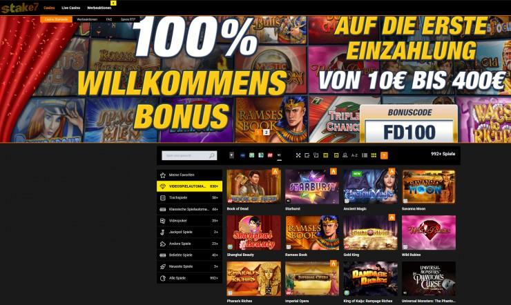 Casino Bonus - 85375