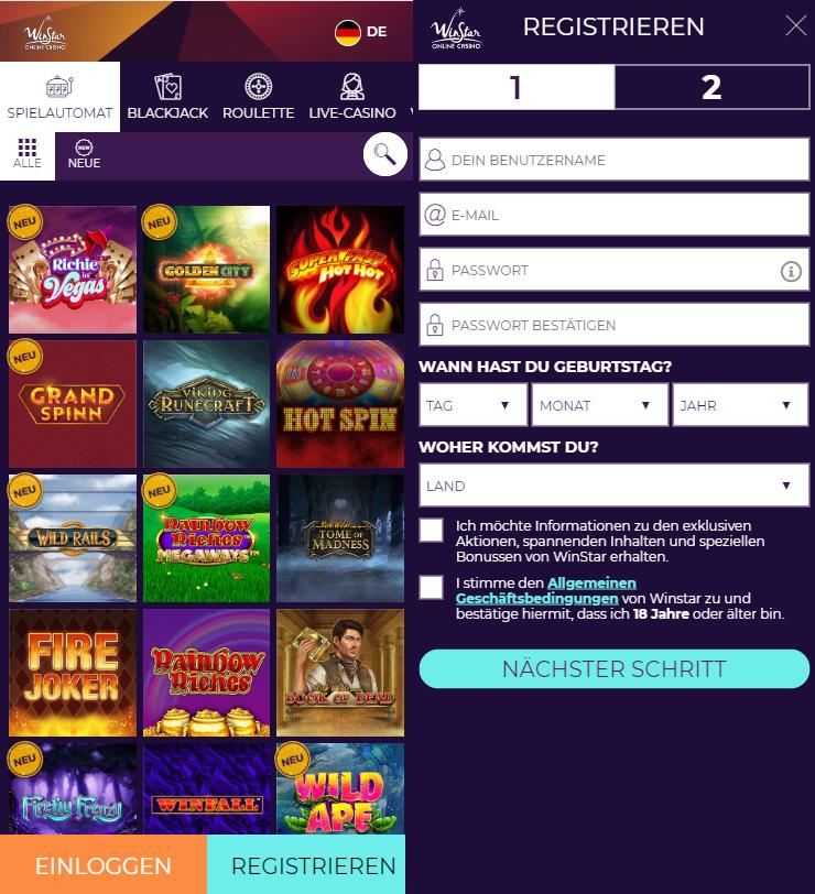 Casino app - 86070